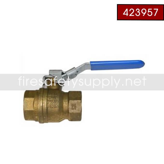 Ansul 423957 Water Supply Valve