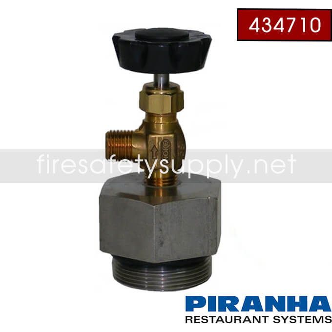 Ansul 434710 Hydro Test Adaptor