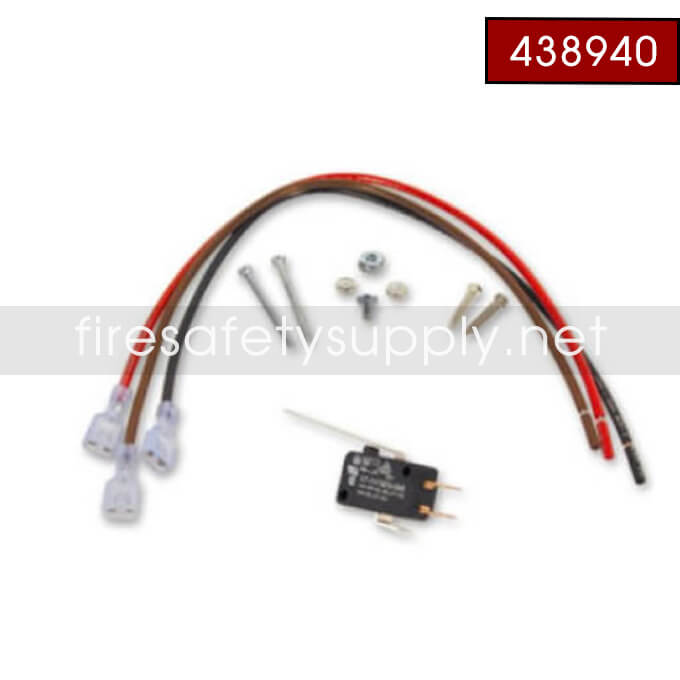 Ansul 438940 Switch Mounting Retro-fit Kit