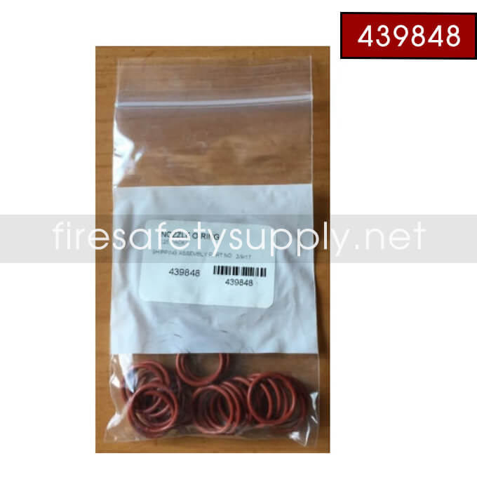 Ansul 439848 Nozzle O-Ring