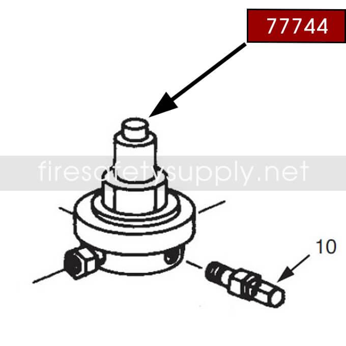 Ansul 77744 Regulator Replacement Kit
