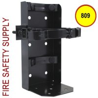 "Amerex 809 - 5"" Cylinder Diameter Heavy Duty Fire Extinguisher Bracket"