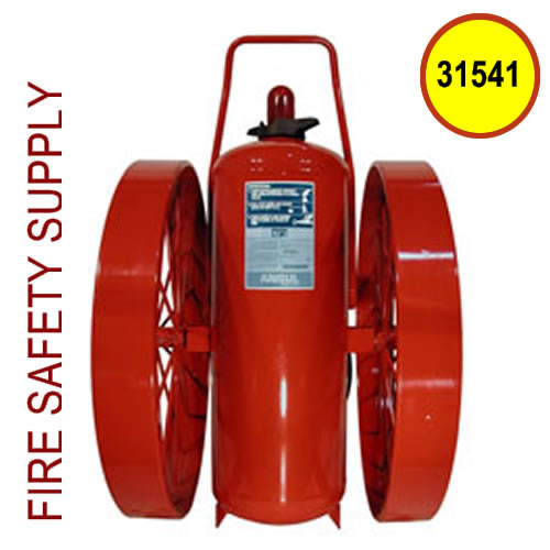 Ansul 31541 Extinguisher, Wheeled 350 lb., CR-I-K-350-C