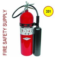 Amerex 331 5 lb. Amerex 15lb. CO2