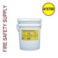 Ansul 415788 Dry Chemical, FORAY (Special), 45 lb. Pail 36/Pallet