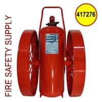 Ansul 417276 Extinguisher, Wheeled 350 lb., CR-I-ML-350-C