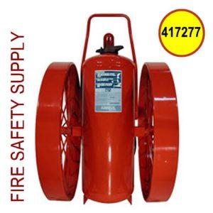 Ansul 417277 Extinguisher, Wheeled 350 lb., CR-I-LX-350-C