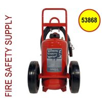 Ansul 53868 Extinguisher, Wheeled 150 lb., CR-I-150-D
