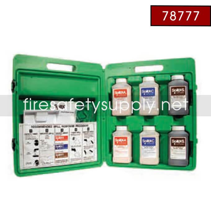 78777 Spill Treatment Kit, Chemical, Spill-X-C only