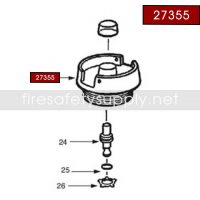 Ansul 27355 Fill Cap Assembly