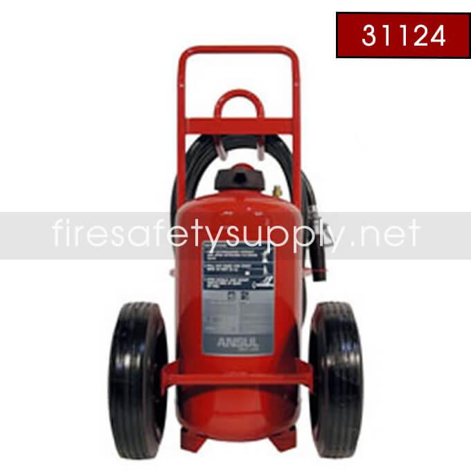Ansul 31124 LDC, Floor, S-350-C, CR-LR-K, 1 in. x 100 ft. hose
