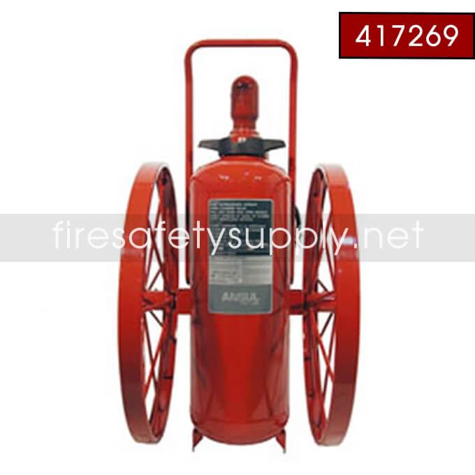 Ansul 417269 Extinguisher, Wheeled 150 lb., CR-MX-150-C