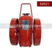 Ansul 54521 Extinguisher, Wheeled 350 lb., CR-RT-I-K-350-D