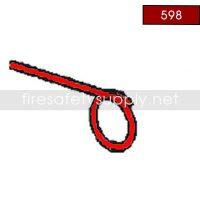 Ansul 598 Ring Pin