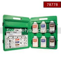 Ansul 78778 Spill Treatment Kit, Chemical, Spill-X-S only