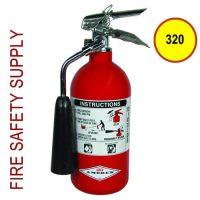 Amerex 320 2.5 lb. Carbon Dioxide Extinguisher