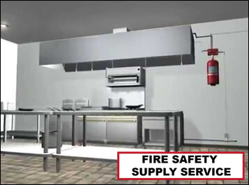 Fire Suppression Servicing for Northern California