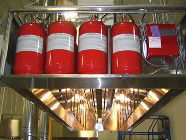 Restaurant Sprinkler Inspection in Northern California