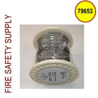 79653 - Ansul WR-500 Wire Rope, Stainless Steel, 1/16 in. Diameter, 500 ft.
