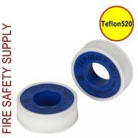Teflon520 - 520 inch x 1/2 inch Teflon Tape - 10 pkg