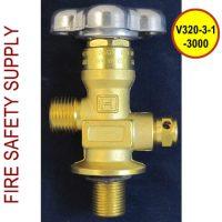 V320-8-1-3000 - CO2 Cylinder Valves