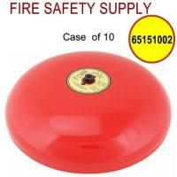 65151002 - BELL 10 Inch FIRE ALARM 120VAC (UL)