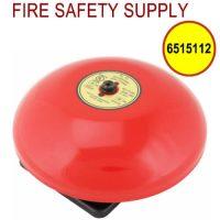 6515112 - BELL 6 Inch 24 VOLT FIRE ALARM (UL)