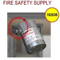 18283B - Sunshield unit clamp (default with PN18275 B)