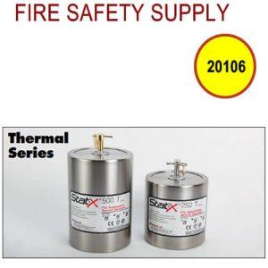 20106 -T/M head, 254°F/123°C, horizontal pull, alum
