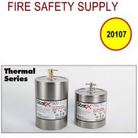 20107 - T/M head, 254°F/123°C, vertical pull, alum
