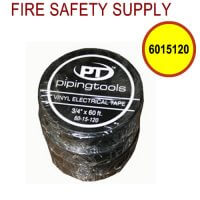 6015120 - TAPE ELECTRICAL BLACK 3/4 X 60 FT