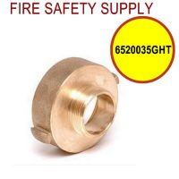6520035GHT - FIRE HOSE REDUCING ADAPTER 2.5 (F)NST X 3/4 Inch (M)GHT