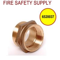 6520037 - FIRE HOSE ADAPTER HEX 2.5 (F)NPT X (M)NST