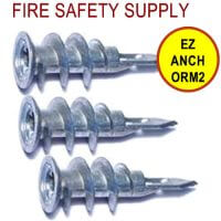 EZANCHORM2 -EZ Anchor Metal With Screw - Box of 100