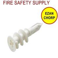 EZANCHORP EZ Anchor Plastic With Screw