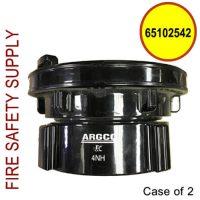 65102542 - STORZ 5 Inch X 4 Inch NST(F) STRAIGHT SWIVEL - Case of 2
