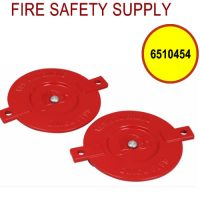 6510454 - FDC RED QUICK PLUG CAST 2-1/2 Inch With SPREADERS