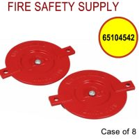 65104542 - FDC RED QUICK PLUG CAST 2-1/2 Inch With SPREADERS - Case of 8