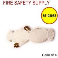 65108032 - FIRE HOSE 1.5 Inch X 50 Feet W/BRASS COUPLINGS NST (UL) - Case of 4