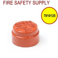 7010125 - GROOVED END CAP