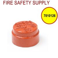 """7010126 - GROOVED END CAP 1-1/2"""" (601)"""