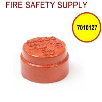 """7010127 - GROOVED END CAP 2"""" (601)"""