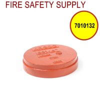 7010132 - GROOVED END CAP