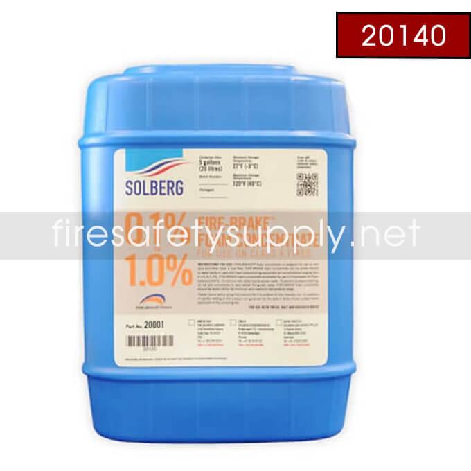 Solberg 20140 ARCTIC 3% AFFF, 5 gallon pail