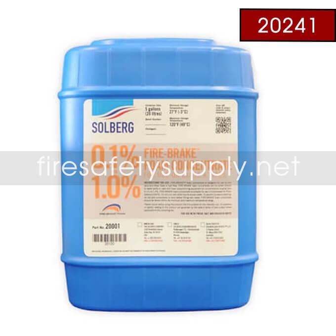 Solberg 20241 ARCTIC 3% FP AFFF, 5 gallon pail