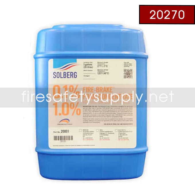 Solberg 20270 ARCTIC 3% DB AFFF, 5 gallon pail