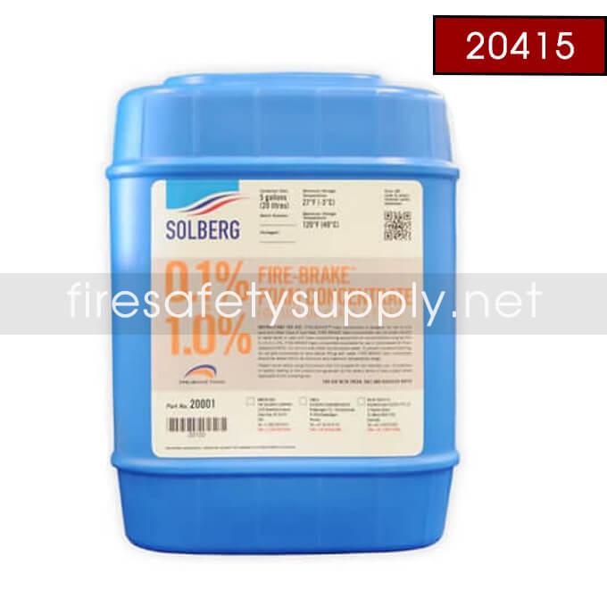 Solberg 20415 ARCTIC 6% MIL‐SPEC AFFF, 5 gallon pail