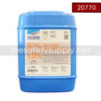 Solberg 20770 ARCTIC U.S. TYPE 3 (3%) MIL‐SPEC AFFF, 5 gallon pail