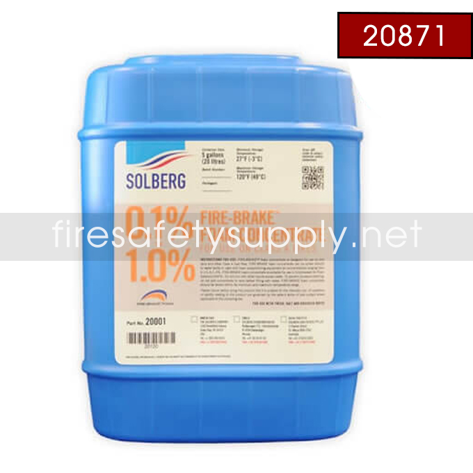 Solberg 20871 ARCTIC 1% SP AFFF, 5 GAL. Pail