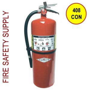 Amerex 408 Regular Con Dry Fire Extinguisher 20 lb